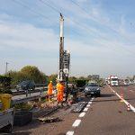 Campagna di indagini geologiche, geotecniche e geofisiche per Autostrada A4 Brescia-Padova