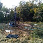 Indagini geotecniche per Snam S.p.a.