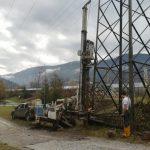 Indagini geotecniche per Terna S.p.a.